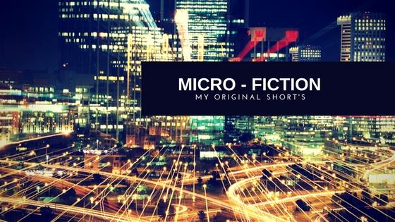 micro - fiction banner
