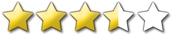 3.5stars