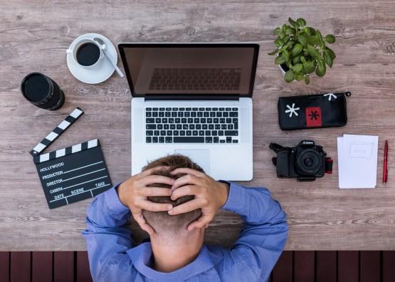 Stress writer