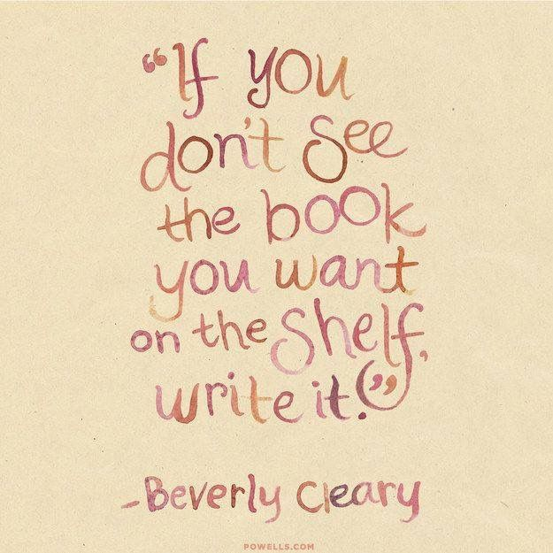Beverly-Cleary-Missing-Books-on-Shelves-Writing-Quote