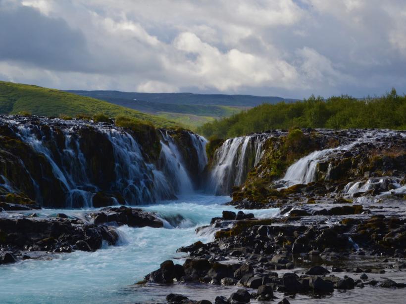 satellite-river-flow-bruarfoss-iceland